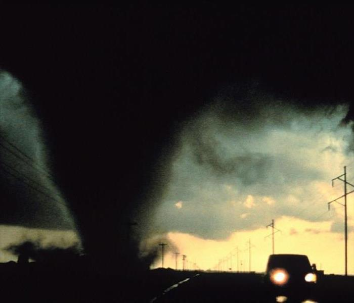Commercial Tornadoes in Marshall, Sedalia and Columbia Area